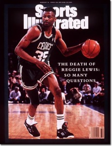 The memorable SI cover after Lewis's passing