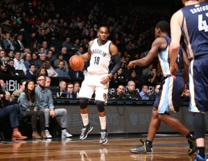 Memphis Grizzlies v Brooklyn Nets